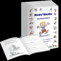kids skills munkafüzet