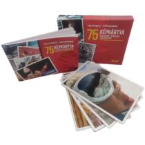 75 KÉPKÁRTYA coachinghoz, tréninghez, tanácsadáshoz
