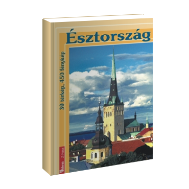 Észtország útikönyv