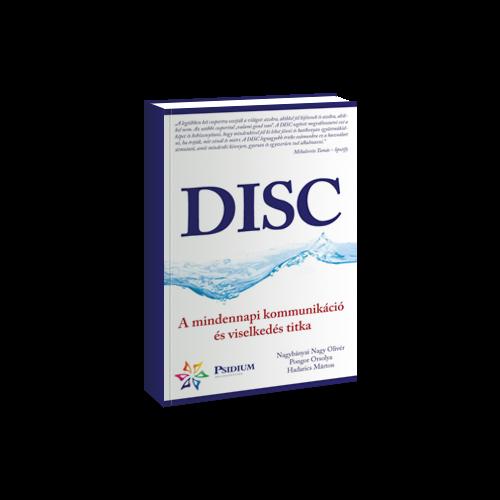 DISC - A mindennapi kommunikáció és viselkedés titka