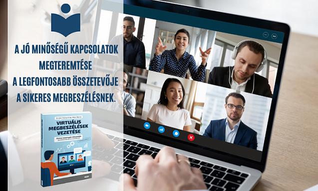 Online meetingek - eredmény és hatékonyság a virtuális térben is
